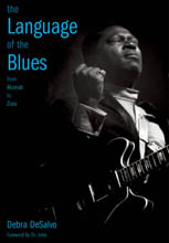 The Language of the Blues cover